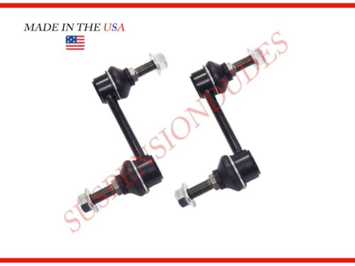 MADE IN THE USA K750159 FORD EDGE LINCOLN MKX PAIR FRONT SWAY BAR LINK KIT