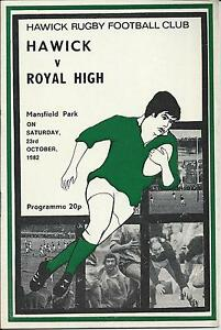 23-OCT-1982-HAWICK-v-ROYAL-HIGH