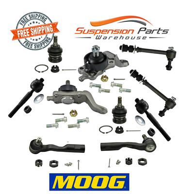 Moog Es80382 Steering Tie Rod End