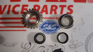 S/&S Pinion Shaft Conversion Kit,for Harley Davidson,by S/&S