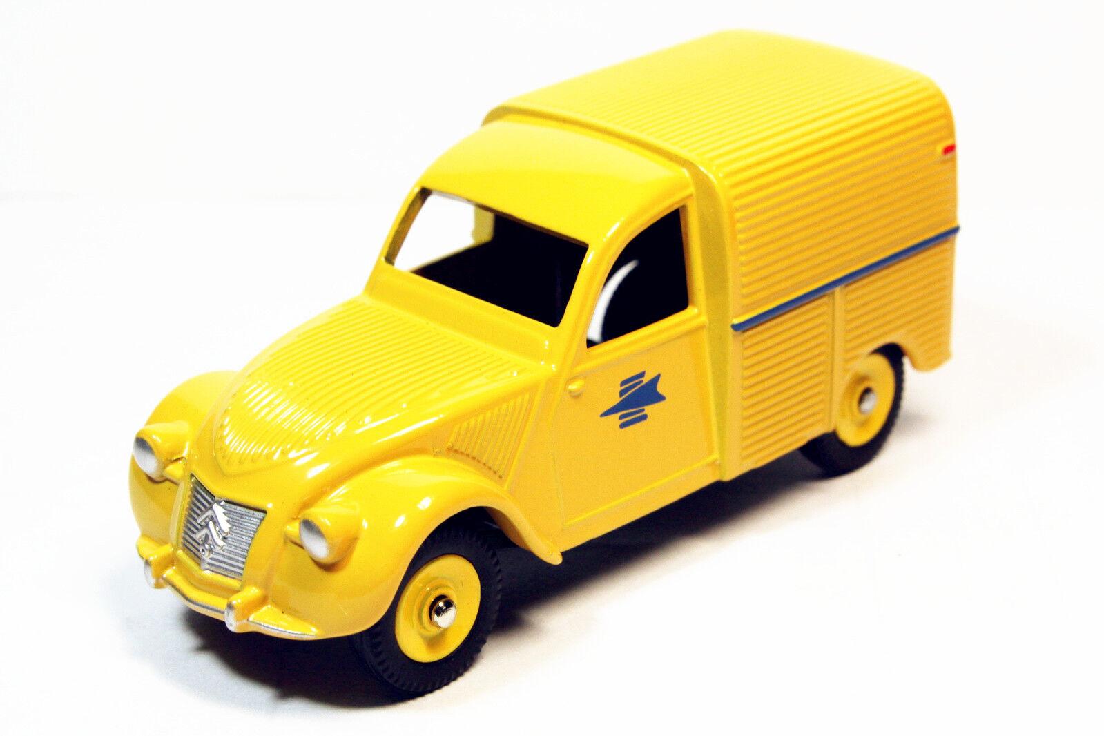 1 43 Dinky Toys Citroen 2CV Van postale ref 560