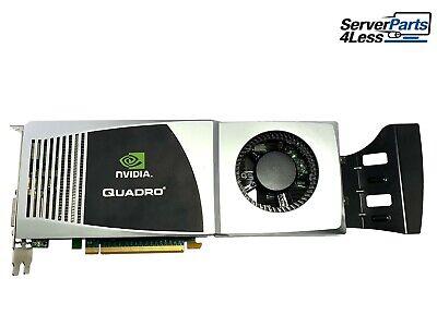 536796-001 490566-003 HPE NVIDIA QUADRO FX4800 1.5G PCIE GRAPHIC CARD