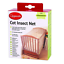 Insect-Net-Fine-Pre-Shaped-White-Mesh-for-Baby-Cot-amp-Cot-Be-Secure-Drape-Cover thumbnail 4