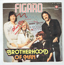 "BROTHERHOOD OF MAN Vinyle 45 tours SP 7"" FIGARO PYE RECORDS 140351 F Reduit RARE"