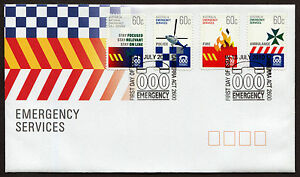 2010-Emergency-Services-S-A-FDC-First-Day-Cover-Stamps-Australia