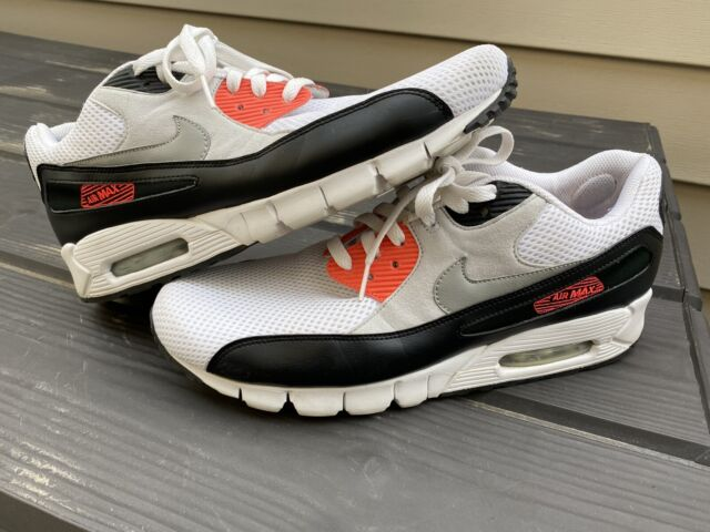 Size 13 - Nike Air Max 90 Current White for sale online | eBay