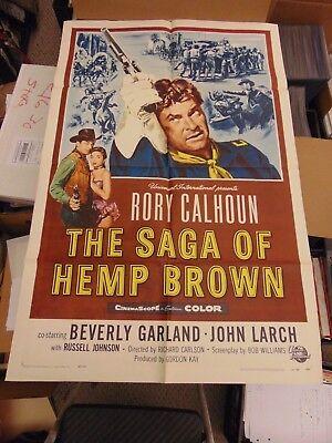 The Colossus of Rhodes Rory Calhoun  Movie poster print