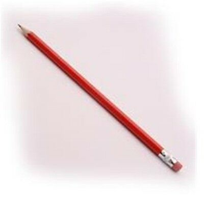 72 HB PENCILS ERASER TIPPED BULK CLEARANCE DEAL FOR LIMITED TIME WITH FREE POST