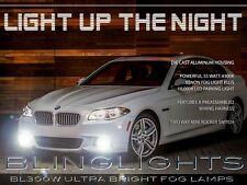 BMW 5-Series F10 F11 F07 Xenon Halogen Fog Lamp Driving Light Kit Harness Switch