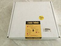 Xlo Electric/vdo Er-dvd-3 Component Video Cable - 3x3 Mt Rca-rca - Orig Cost$150