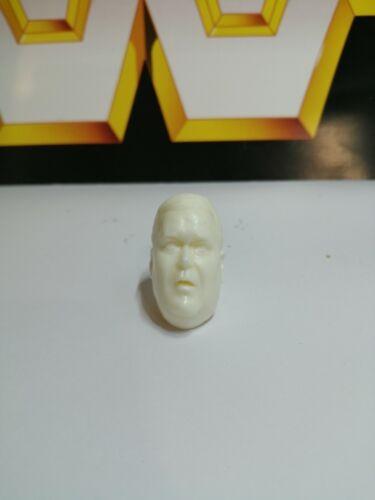Wwf hasbro WWE jakks custom Jim Ross head Wrestling Figures