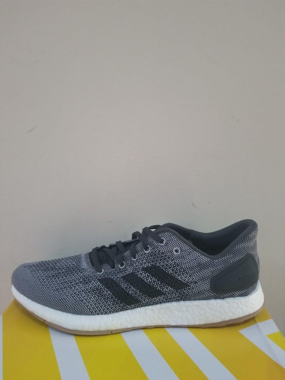 Adidas pureboost dpr laufen turnschuhe größe 10,5 nib