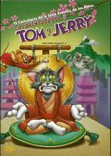 Las Aventuras de Tom Y Jerry- Tom & Jerry Tales Vol. 4 (2008) DVD