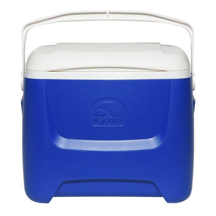 Eisbox – Kühlbox Kühlbox – 26 Liter, Orig. Igloo ISLAND BREEZE 28    Blau/weiß d123e3