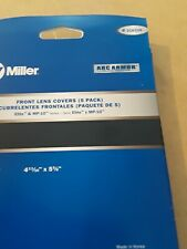 MILLER 216326 ELITE HELMET CLR OUTSIDE COVER LENS P//5