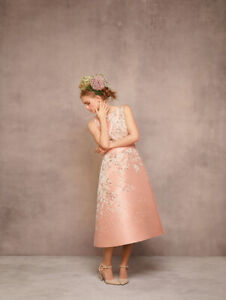 Hobbs-Julietta-Floral-Blossom-Print-Floaty-Midi-Drape-Occasion-Dress-UK-10-to-16