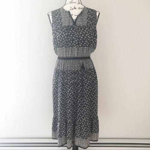 Sea New York Sabine Boho Peasant Dress