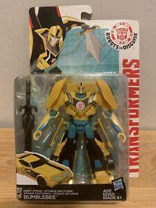 Transformers Warrior 6inch BumbleBee Night Strike