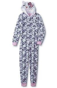 a1e07cc233 NEW Hello Kitty Pajamas Womens Size MEDIUM LARGE XL 1X Plus One ...