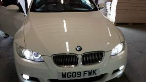 Brightest-20W-BMW-3-Series-M3-E92-X5-E70-LUX-ANGEL-EYES-Rings-Markers-H8-White