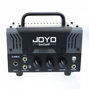 joyo bantamp zombie tube guitar amp 20 watt black 6943206750307 ebay. Black Bedroom Furniture Sets. Home Design Ideas