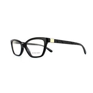 d563440078a2 Image is loading Burberry-Glasses-Frames-2221-3001-Black-Womens-51mm