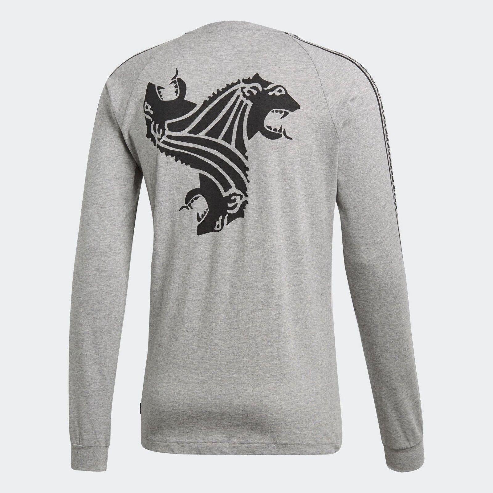 adidas Men's Tango Graphic Long Sleeve Shirt