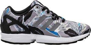 c287001de Adidas Original Men s ZX FLUX Shoes NEW AUTHENTIC Light Onyx White ...