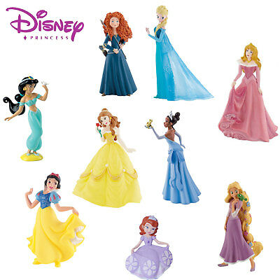 Disney Junior Princess Sofia Bullyland  Choice of 4 figures Great Cake Toppers