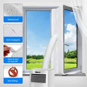 4M Air Lock Window Seal Living Room Mobile Portable Air Conditioner For Home HOT