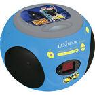 Lexibook Despicable Me Minions Childrens Radio CD Player Boombox Mp3 Compatible