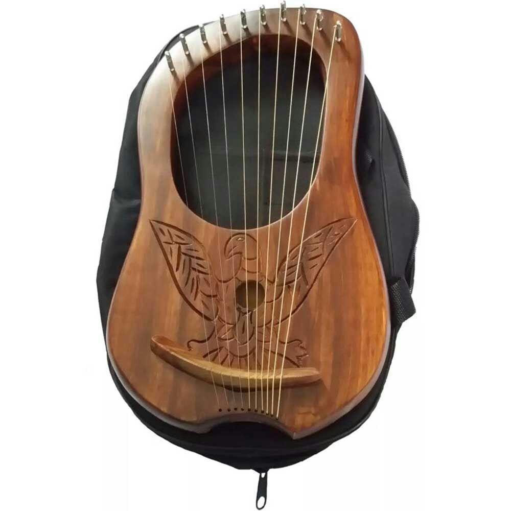 ecco l'ultimo Cc Lyre Harp 10 Metal Metal Metal Cordoncini Inciso Eagle Lyra Armoniche a Bocca Harfe Arpa  prezzi bassi di tutti i giorni