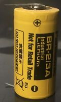 Brand Panasonic Br-2/3a 3v Lithium Battery With 2 Pins