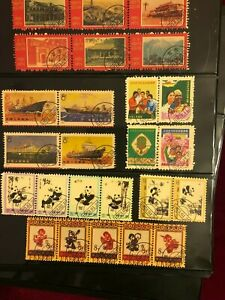 China-Briefmarken-Kulturrevolution