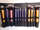 3 Sets Real Techniques Travel Eyeshadow Make up Brushes Cosmetic Core Collection