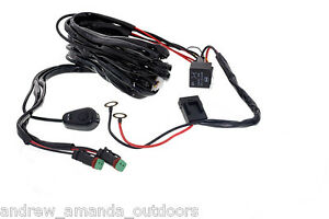 led light bar wiring harness ebay with 181555827059 on Wh 1001 Wiring Harness furthermore Hp 4250 Wiring Diagram additionally 181555827059 together with Wh 1001 Wiring Harness additionally