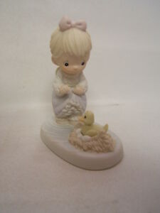 Precious-Moments-An-Event-worth-Wading-For-1992-Special-Limited-Edition-MIB