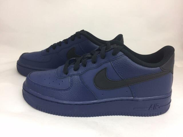 nike air force 1 low junior black