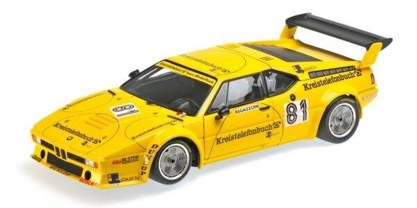 Bmw M1 Procar Kreistelefonbuch Clay Regazzoni Drm Norisring 1979 1 18 Model