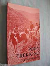 Pony Trekking Spooner Horse Back Riding Holidays UK Vacation Camping Trail Ride