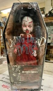 New-Sealed-LIVING-DEAD-DOLLS-Series-17-Urban-Legends-Bloody-Mary-2005-MEZCO