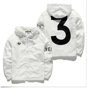be523cd51 Image is loading Limited-Edition-YEEZUS-Y3-Windbreaker -sports-sunscreen-skin-
