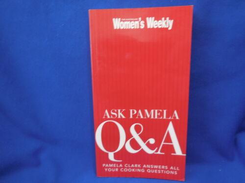 1 of 1 - Ask Pamela Q and A - Pamela Clark - Women's Weekly - (Paperback)