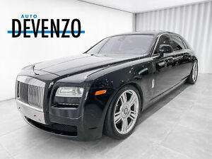 2012 Rolls-Royce Ghost L EXTENDED WHEEL BASE V12 6.6L
