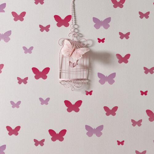 Butterfly Stencil CraftStar Butterflies Stencil Set 8 Butterfly Templates