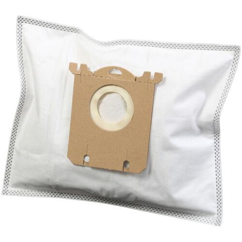 4 Staubsaugerbeutel Staubbeutel geeignet passend für Philips FC 8606 Expression