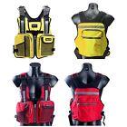 Adult adjustable Buoyancy Aid Sailing Kayak Canoeing Fishing Life Jacket Vest