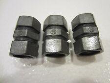 "1//2/"" 0.5/"" Flex and EMT Compression Combination Connector Lot of 5"