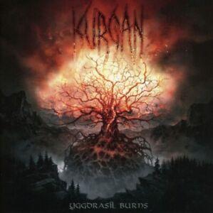 KURGAN-YGGDRASIL-BURNS-CD-NEW