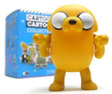 "Titans CARTOON NETWORK Series 2 JAKE THE DOG 3"" Vinyl Figure Adventure Time"